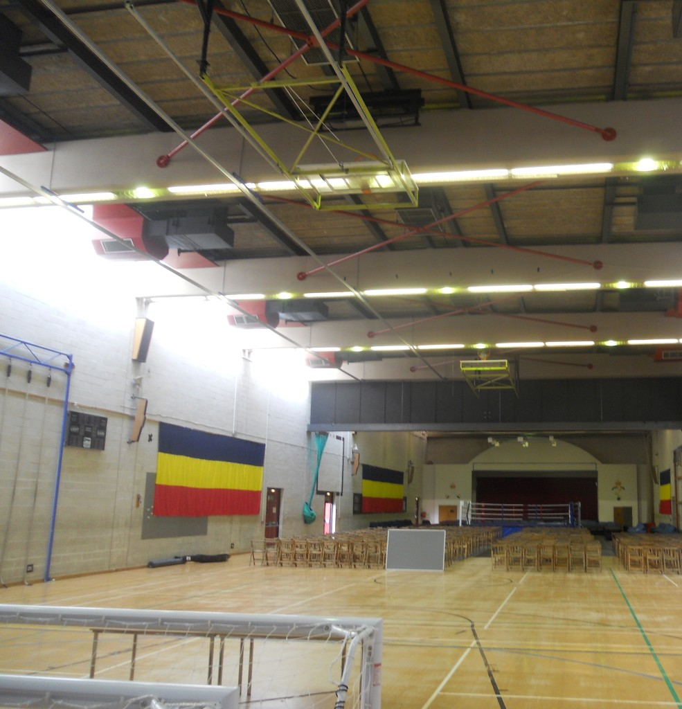 Services Sports Structural Engineers